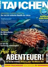 Tauchen Abo (12 Ausgaben) für 74,40 € mit 65€ Amazon-Gutschein