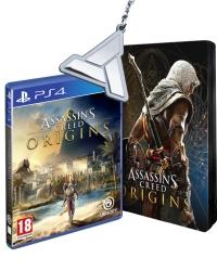 Assassins Creed: Origins Special Edition Uncut Bonusmission & Schlüsselanhänger (PS4)