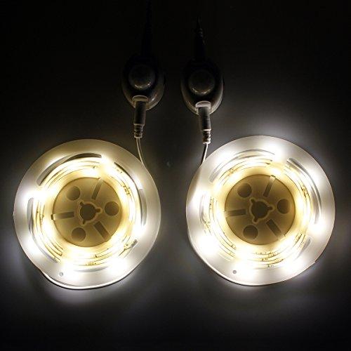 LED Streifen/Band mit Bewegungsmelder von MHC (2er Pack oder einzeln)