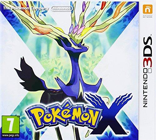 [amazon.es] Pokemon X Nintendo 3DS für 21,33€ inkl. Versand statt ca.34€