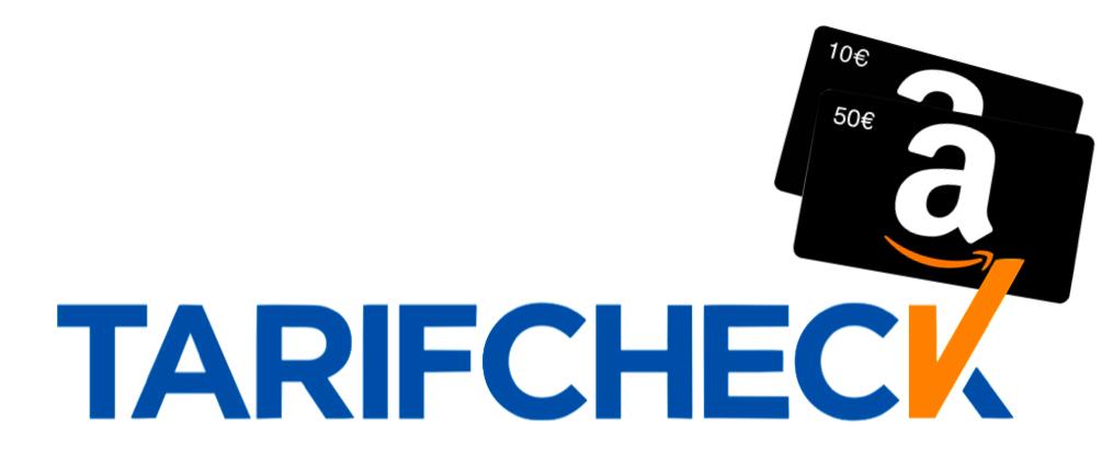 60€ Amazon-Gutschein für den Abschluss einer KFZ-Versicherung bis 30.11 auf Tarifcheck