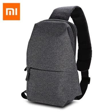 [GearBest] Original Xiaomi Sling Bag 4 Liter in Deep Gray für 11,90€