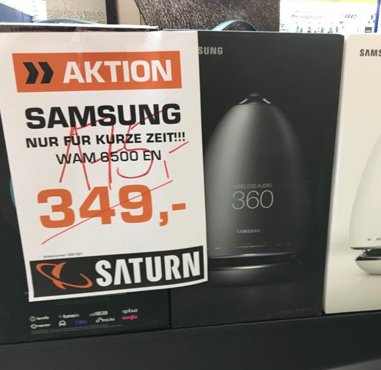 [LOKAL RRZ Mülheim] Samsung R6 Multiroom Lautsprecher