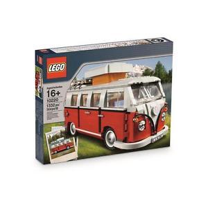 LEGO Volkswagen T1 Campingbus 10220 Exklusiv Edition [Online ebay Plus]