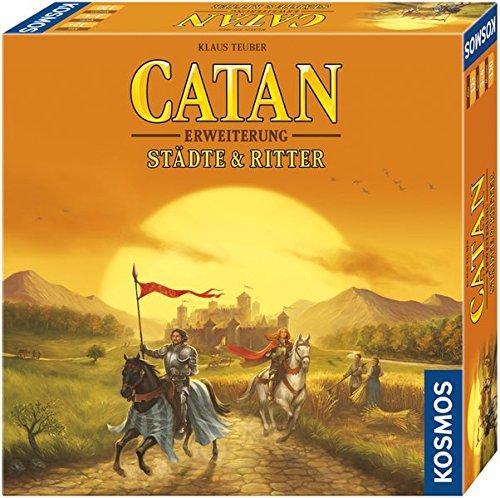 [Amazon oder real] Kosmos - Catan - Städte & Ritter, neue Edition - Erweiterung -
