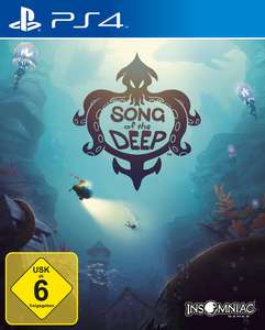 Song Of The Deep (PS4/Xbox One) für je 7,96€ (GameStop)