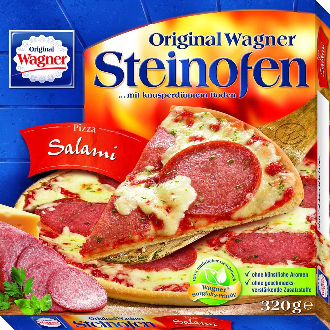 Wagner Steinofen Pizza 48% billiger für nur 1,39€ @Kaufland (ab 30.10.)