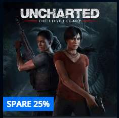 [PSN] Uncharted: The Lost Legacy
