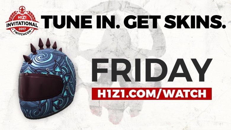 H1Z1 Vertigo Helmet