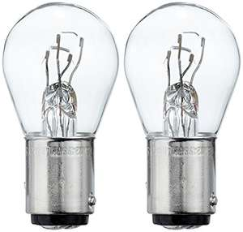 Philips 12499B2 Kugellampe Vision P21/5W (Doppelpack) [Amazon]