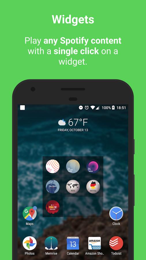 [Android] Sign für Spotify kostenlos statt 1,69€
