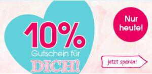 10 % Gutschein von babymarkt.de