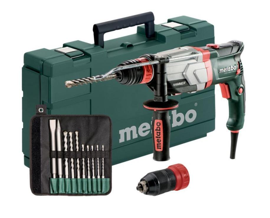 Rakuten: Metabo Multihammer UHEV 2860-2 Quick (3,4 J / 1100 W / 3,3 kg