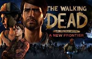 The Walking Dead: A New Frontier (PC) für 6,39€ (WinGameStore)