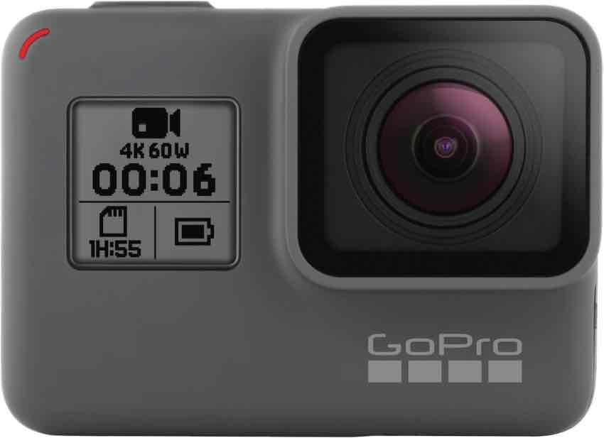 GoPro Hero 6 inkl. Versand
