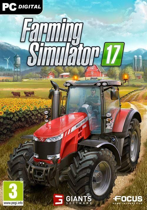 Landwirtschafts-Simulator 17 (Farming Simulator 17) für 13.28€