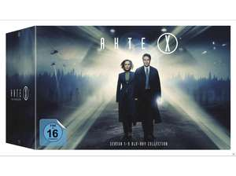Akte X Complete Box (Staffel 1-9) (Blu-ray) für 69,99€ versandkostenfrei (Saturn + Amazon)