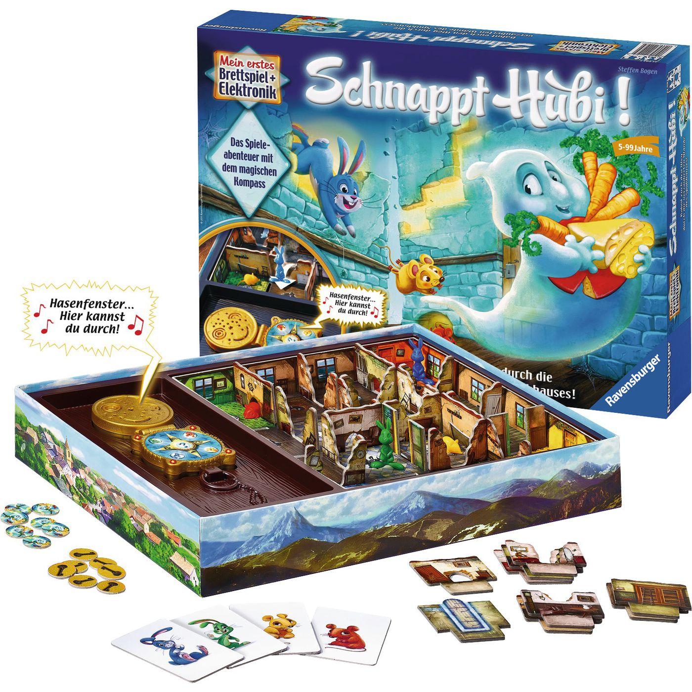 Ravensburger Schnappt Hubi! Kinderspiel des Jahres 2012