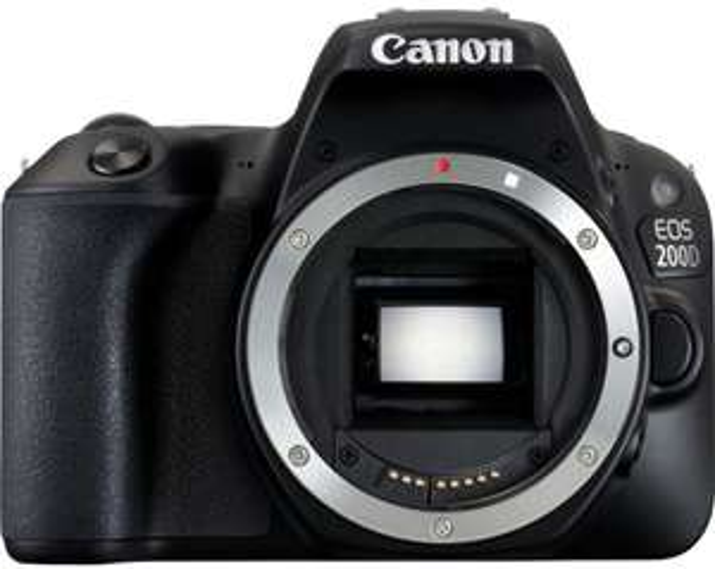 Preisfehler Canon EOS 200D Kit 18-55 für 55,90€ [Real]