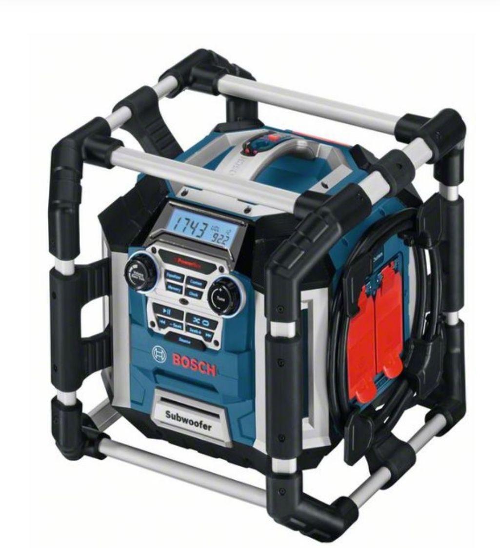 Bosch Baustellenradio GML 50 Solo