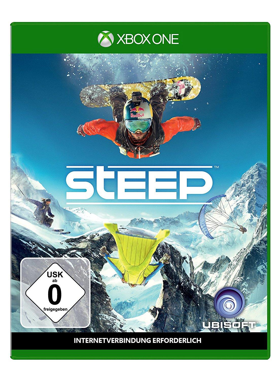 Steep (PS4 & Xbox One & PC) für je 14,99€ (Saturn + Media Markt + Amazon)