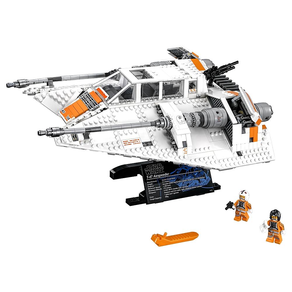 Toys R Us Happy Sunday: 10% auf alles ab 3 Artikel Bsp. LEGO Snowspeeder (75144) statt 199,99€ für 179,99€