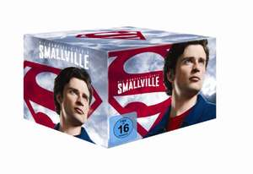 Smallville DVD Gesamtbox Amazon für 56,97€