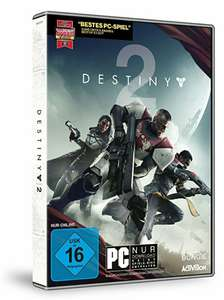 [Amazon] Destiny 2 (PC) - Standard Edition