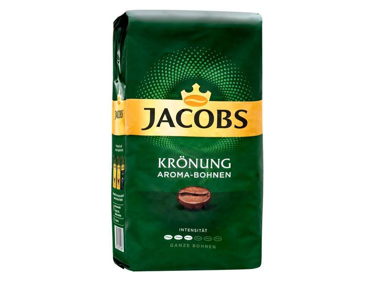 LIDL - Jacobs Krönung Ganze Bohnen 500gr.