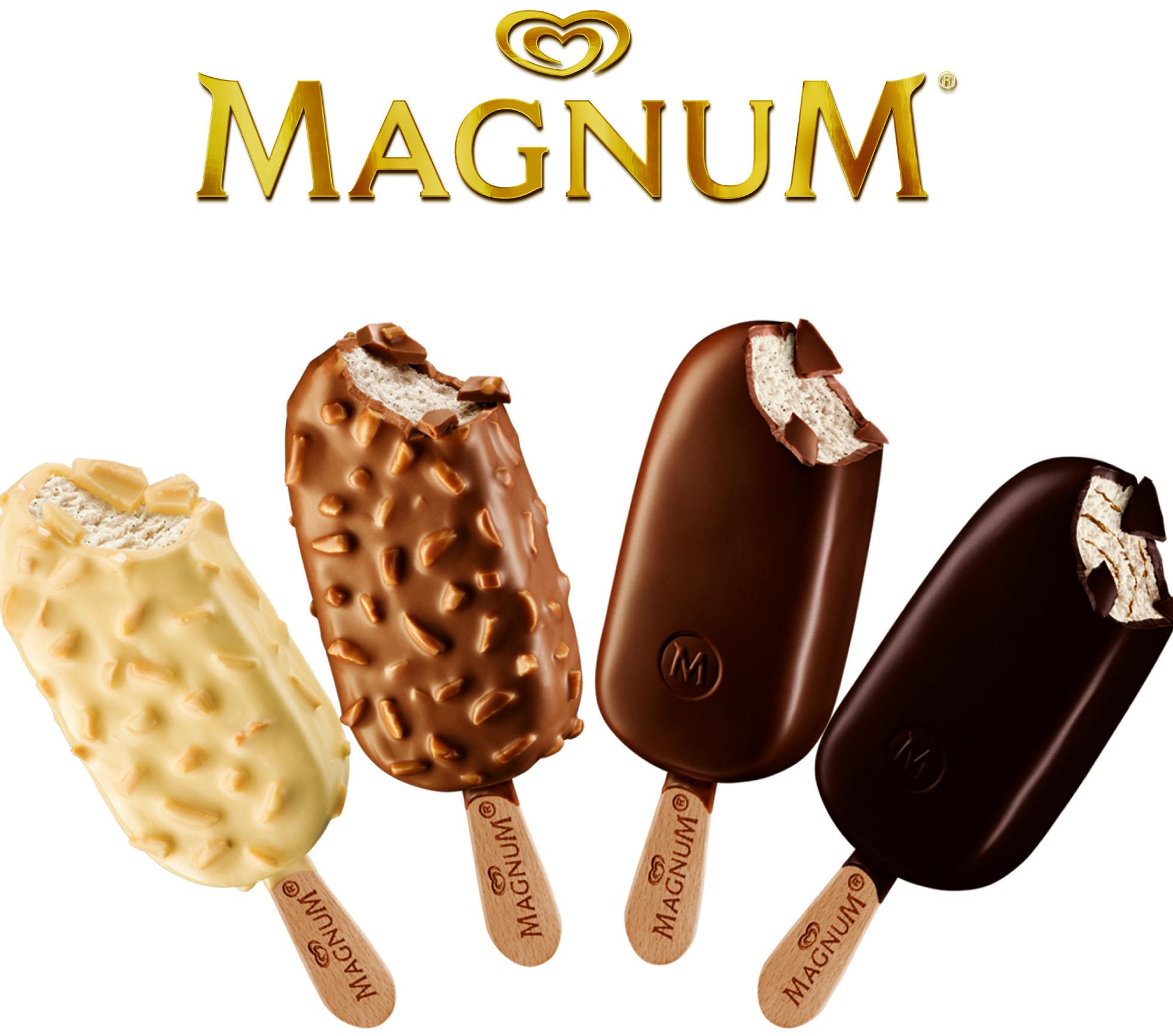 Kaufland hat das leckere Magnum Eis, 4er Pack oder Minis, verschiedene Sorten für nur 1,88€ im Angebot