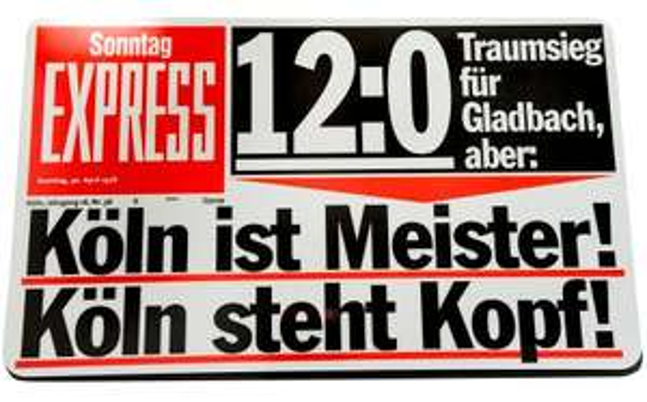 Express e-paper 1 Jahr Ausgabe Köln Bonn oder Düsseldorf