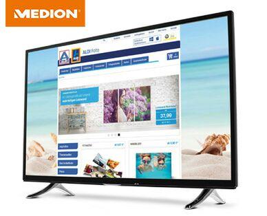 """Aldi Süd 55"""" Smart-TV MEDIONLIFEX18112  Für 499€ ab 26.10."""