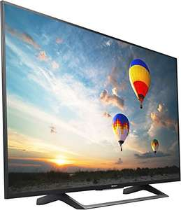 Sony KD-55XE8096 139 cm (55 Zoll) Fernseher (Ultra HD, HD Triple Tuner, Android-TV) [Amazon]