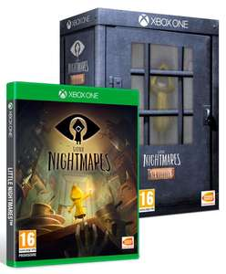 Microsoft Xbox One - Little Nightmares (Six Edition) für €14,86 [@Amazon.fr]