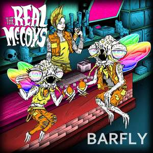 [MP3/FLAC] The Real McCoys - Barfly (@ Bandcamp)