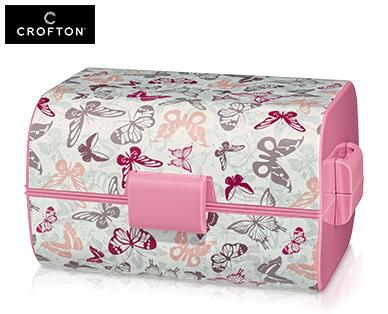 @Aldi CROFTON® Lunchbox mit Dekor 4 verschiedene Variationen