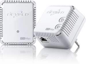 devolo dLAN 500 WiFi - Powerline Adapter Set mit WLAN