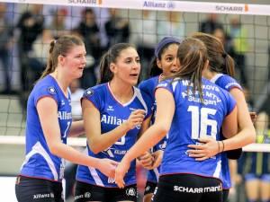 Allianz MTV Stuttgart - Familienticket (2E+2K) 22 EUR (50 % Rabatt) nur am Sonntag 19.11. - 1. BL Volleyball Frauen