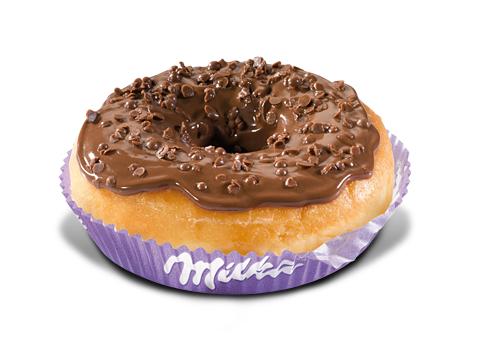 Milka Schoko Donut für 0,66 bei Netto ohne Hund
