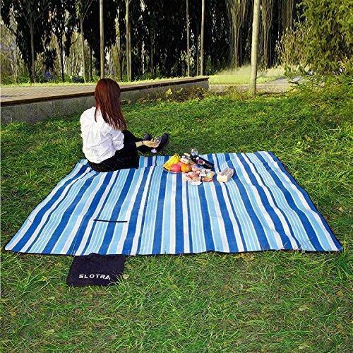 [Amazon-Prime] Fleece Picknickdecke 200x150cm für 6,99 € oder 200x200cm für 7,99 €