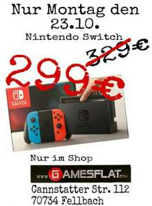 Nintendo Switch Lokal Stuttgart Gamesflat