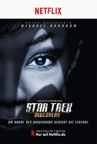 Gratis Serienplakate von Star Trek: Discovery [Netflix]