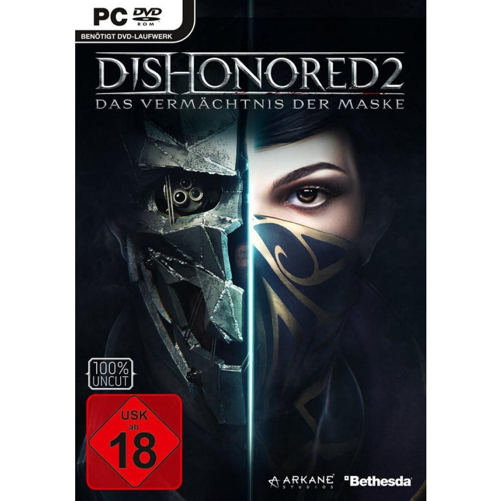 Dishonored 2: Das Vermächtnis der Maske (PC Retail) für 7,99€ (Müller)