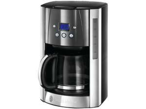 Kaffeemaschine - RUSSELL HOBBS 23241-56, Fb. Luna Moonlight Grey