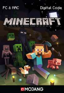 Minecraft Gift Code for PC / MAC 14% Rabatt + 6% Code out now!!!