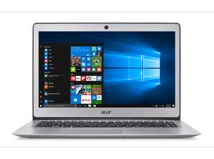 Acer Swift 3 Ultrabook (14'' FHD IPS matt, i7-6500U, 8GB RAM, 512GB SSD, WLAN ac, USB Typ-C, 1,65kg, Win 10) + Office 365 für 699€ [Saturn]