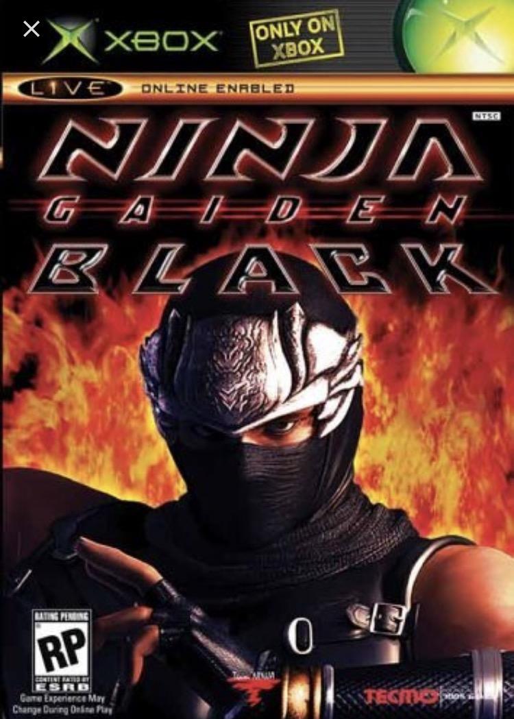[Xbox] Ninja Gaiden Black kostenlos mit Xbox Game Pass ab 24.10.