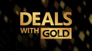 (Xbox Deals with Gold) u.a Outlast (Xbox One) für 5€, DmC Devil May Cry: Definitive Edition (Xbox One) für 9,90€, Zombi (Xbox One) für 5€, Sonic & Knuckles (Xbox 360/Xbox One) für 1,42€, Sonic Adventure (Xbox 360/Xbox One) für 2,39€