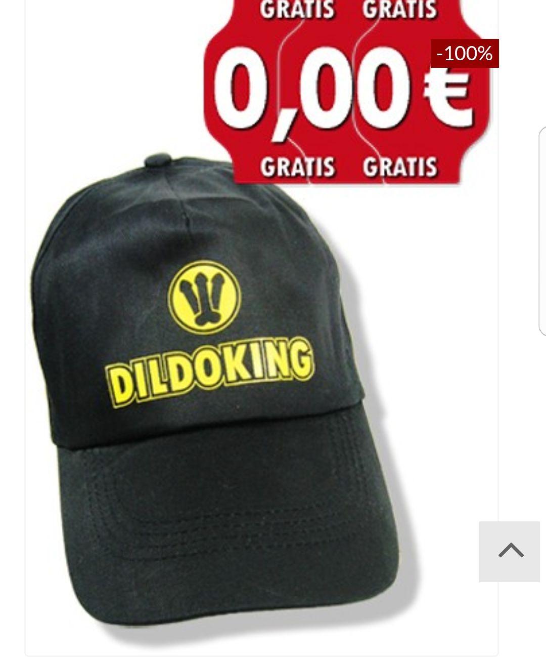 [DildoKing.de] 1x Ladyfinger Dildo + 1x Feuerzeug + 1x Basecap gratis + 10% auf die Bestellung