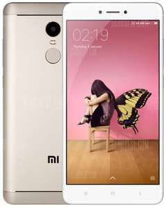 Xiaomi Redmi Note 4 3GB RAM 4G Phablet  -  GLOBAL VERSION grau für ~127€ *UPDATE* in Gold für 118€